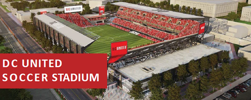 DC United stadium rendering