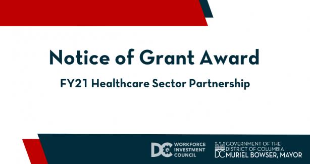 Grant Award Notice